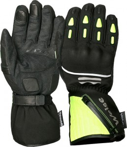 Hi-Viz Weise Hornet Gloves and Economy rain suit