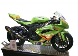 Skidmarx release race bodywork for the Kawasaki ZX-6R