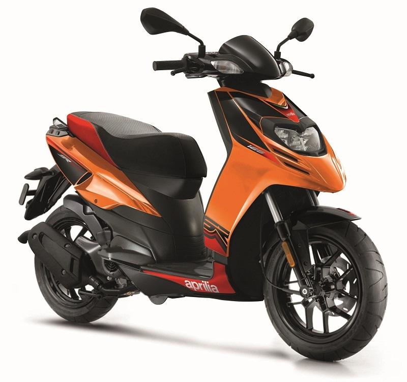 aprilia unveil sr motard 125 and 50cc scooters rescogs. Black Bedroom Furniture Sets. Home Design Ideas