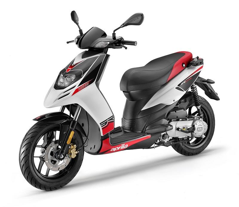 Aprilia unveil SR Motard 125 and 50cc scooters | ResCogs