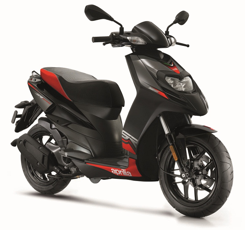 aprilia unveil sr motard 125 and 50cc scooters rescogs. Black Bedroom Furniture Sets. Home Design Ideas