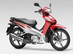 New Honda Wave110i arrives in dealers from today