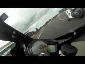 Track Day lap of Silverstone International