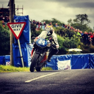 Maria Costello takes 11th in Armoy debut