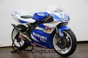 """Real"" Light Sprinter. The 1994 Suzuki RGV250 XR94 GP Bike"