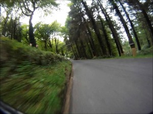 Wiscome Park Hill Climb, Honiton, with video