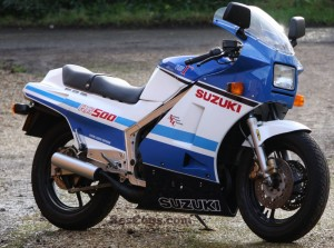 The Suzuki RG500 – an endangered species?