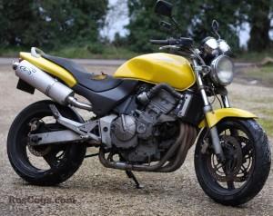 Honda-Hornet-600