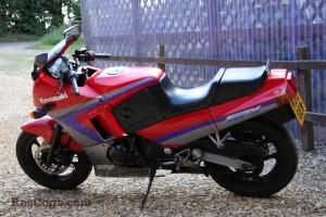Kawasaki-GPX600R
