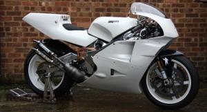 Harris YZR500 Grand Prix bike- ex Kevin Mitchell