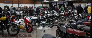 Classic Motorcycle Mechanics Show at Stafford