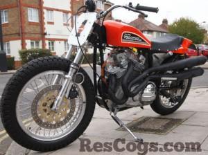 1977 Harley-Davidson XR-750
