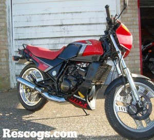 Honda MBX 125 – a lightweight classic in the making?