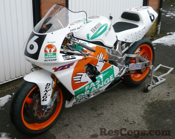 Ex-British Superbikes Yamaha YZF750SP for sale | ResCogs