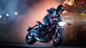 The 2015 Yamaha MT-07 Moto Cage