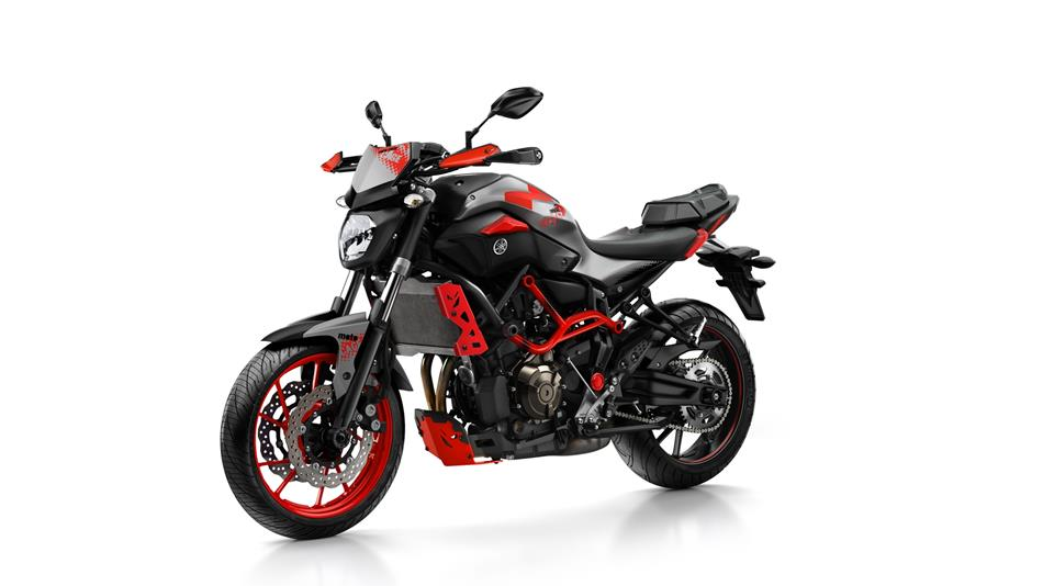 2015 yamaha mt 07 moto cage is released rescogs. Black Bedroom Furniture Sets. Home Design Ideas