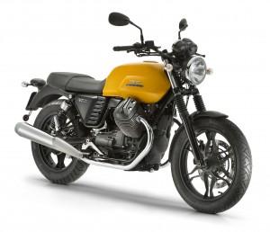 The 2015 Moto Guzzi V7 II unveiled