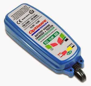 OptiMate Lithium 0.8 Battery Maintainer