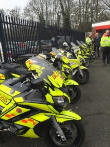 Blood-Bikes-Parked-Up