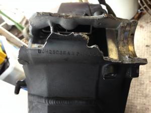 Crashed Honda Blackbird 1 (2)