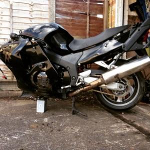 Crashed Honda Blackbird 1 (4)