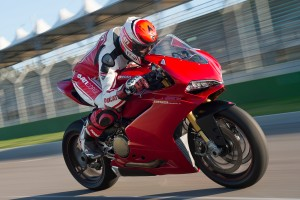 Ducati Panigales arrive in UK and Irish dealerships