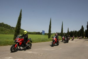 2015 Ducati Dream Tour