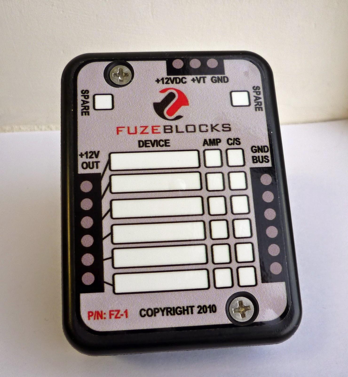 Fuzeblock-FZ-1-Switchable-Fuse-Panel