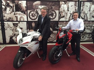 MV Agusta targets Brazilian growth