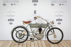 1912 Puch Type N, 453 cm³, 1912