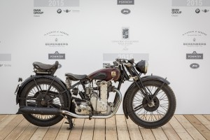Concorso D'Eleganza Villa D'Este Tornax Tornado, 789 cm³, 1935, Motor Sport Museum Hockenheimring (DE) (# MC-20)