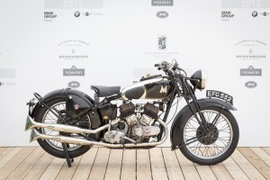Concorso D'Eleganza Villa D'Este Matchless Model X, 990 cm³, 1937, Matchless London Srl (IT) (# MC-24)