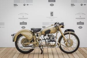 Concorso D'Eleganza Villa D'Este Douglas 90 plus, 348 cm³, 1951, Bert Ruijs (NL) MC – 8 (# MC-28)