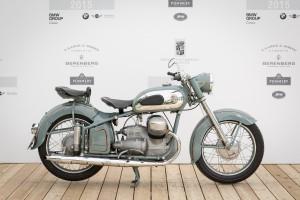 Concorso D'Eleganza Villa D'Este Victoria V35 Bergmeister, 347 cm³, 1954, Johann Veitlmeier (DE) (# MC-32)