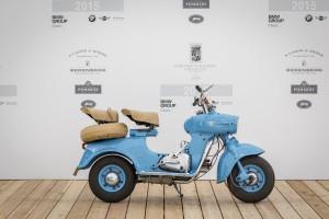 Concorso D'Eleganza Villa D'Este Rumi Formichino, 124 cm³, 1954, Bruno Finardi (IT) MC – 22b (# MC-34)