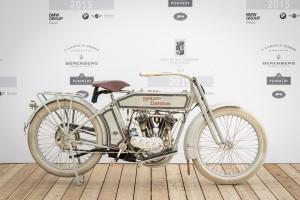 1914 Harley-Davidson Model 10-E, 988 cm³,