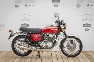 Concorso D'Eleganza Villa D'Este Honda CB 750, 736 cm³, 1972, Josef Gunz (AT) (# MC-50)