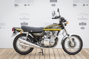 Concorso D'Eleganza Villa D'Este Kawasaki Z1, 903 cm³, 1972, Tobias Aichele (DE) MC – 19a (# MC-54)