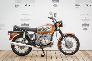 Concorso D'Eleganza Villa D'Este BMW R 75/5, 745 cm³, 1972, Motorradmuseum Weisel (DE) (# MC-58)