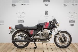 Concorso D'Eleganza Villa D'Este Moto Guzzi 750 S3, 740 cm³, 1974, Bruno Maag (CH) (# MC-60)