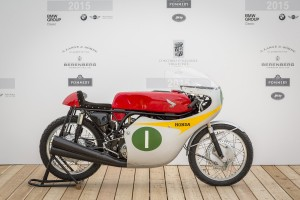 Concorso D'Eleganza Villa D'Este Honda 250 2RC164, 1964, 249 cm³, Motor Sport Museum Hockenheimring (DE)