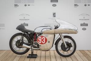Concorso D'Eleganza Villa D'Este Norton 500, 1954, 499 cm³, Motor Sport Museum Hockenheimring (DE)