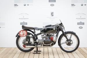 Concorso D'Eleganza Villa D'Este BMW 500 Kompressor, 1939, 494 cm³, BMW Group Classic (DE)