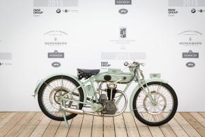 Concorso D'Eleganza Villa D'Este Bianchi 175 Sport, 171 cm³, 1926, Giovanni Pedrali (IT) MC - 22a (# MC-08)