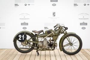 Concorso D'Eleganza Villa D'Este Moto Guzzi C 2V, 498 cm³, 1928, Luigi Broggio (IT) MC – 15 (# MC-10)