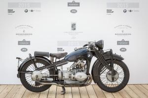 Concorso D'Eleganza Villa D'Este BMW R 16, 735 cm³, 1932, Josef Kast (DE) MC – 20 (# MC-16)