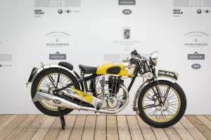 Concorso D'Eleganza Villa D'Este Motobécane S5C Gran Sport, 493 cm³, 1934, Yves Compan (FR) (# MC-18)