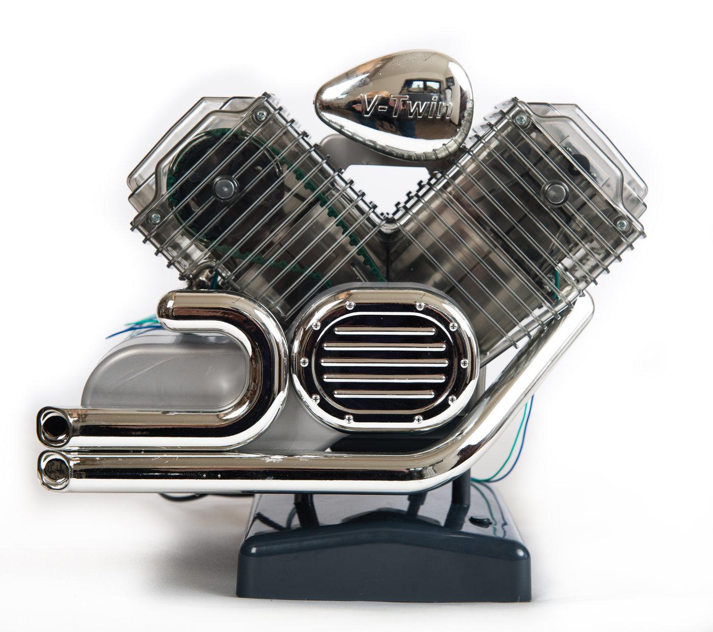 Haynes V Twin Motorcycle Engine Model Kit