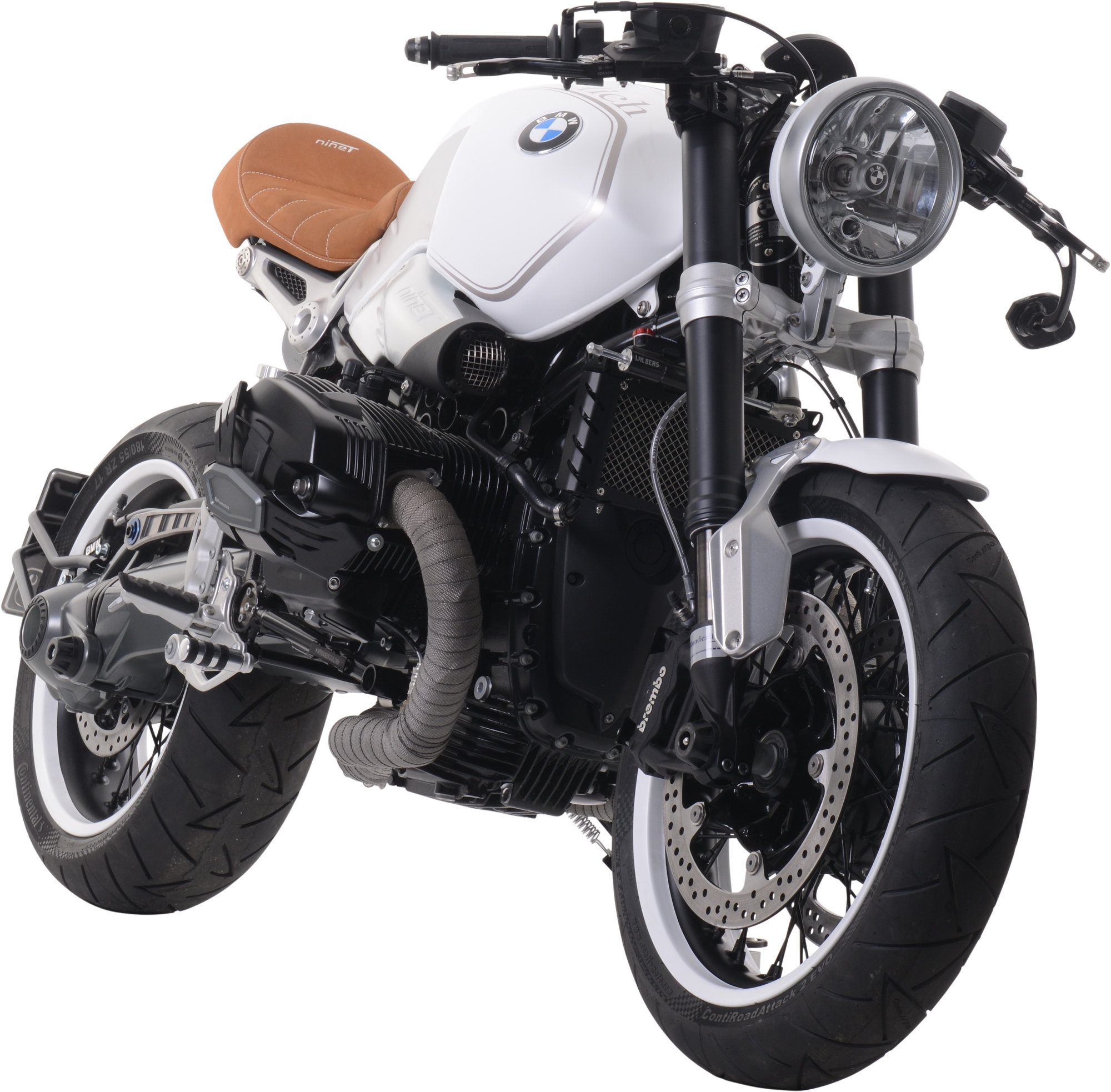 wunderlich white star custom bmw r ninet cafe racer rescogs. Black Bedroom Furniture Sets. Home Design Ideas