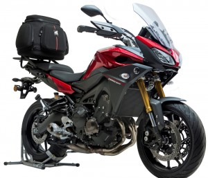 Yamaha MT-09 Tracer gets Ventura Bike Pack System